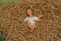 A baby Jesus Royalty Free Stock Photography