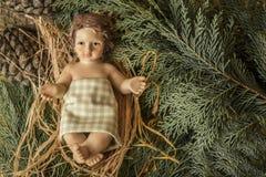 Baby Jesus Stock Image