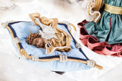 Baby jesus Stock Images