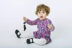 Baby keys Stock Photo