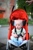 Baby kidnapping Royalty Free Stock Photo