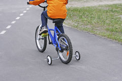 Baby and kids Bicycle. Royalty Free Stock Image