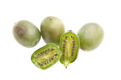 Baby Kiwi Fruit Royalty Free Stock Photography