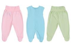 Baby-Kleidung Stockfoto
