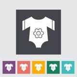 Baby-Kleidung Lizenzfreie Stockfotografie