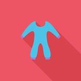 Baby-Kleidung Lizenzfreie Stockbilder