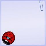 Baby ladybug Royalty Free Stock Image