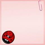 Baby ladybug Royalty Free Stock Photos