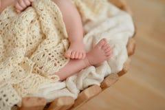 Baby Leg Royalty Free Stock Image