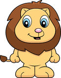 Baby Lion Royalty Free Stock Photos