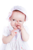 Baby, little girl Royalty Free Stock Photo