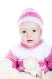 Baby, little girl Stock Photography