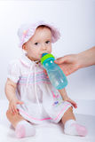 Baby, little girl Royalty Free Stock Image