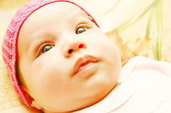 Baby Maria #19 Royalty Free Stock Images