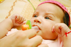 Baby Maria #38 Royalty Free Stock Images
