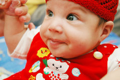 Baby Maria #50 royalty free stock images
