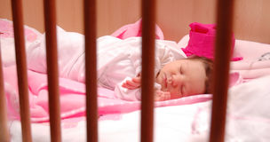 Baby Maria #8 Royalty Free Stock Photography