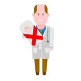 Baby medic Royalty Free Stock Image