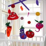 Baby Mobile Stock Photos
