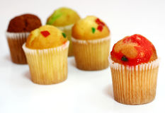 Baby Muffins Stock Images