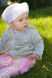 Baby outdoor Stock Photos