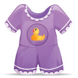 Baby Outfit Royalty Free Stock Image