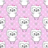 Baby owl Stock Photography