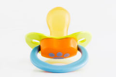 Baby pacifier Stock Image