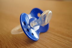 Baby pacifier Royalty Free Stock Images