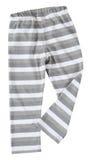 Baby pajama. Isolated Royalty Free Stock Image