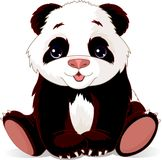 Baby Panda Royalty Free Stock Image