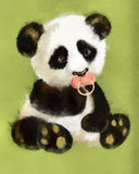 Baby Panda Stock Images