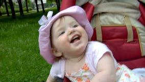 Baby in park