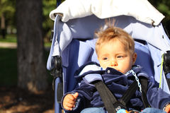 Baby Buggy Stock Photography