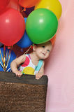 Baby party Stock Images