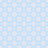 Baby pastel different vector seamless pattern vector illustration