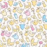 Baby Pattern Royalty Free Stock Image