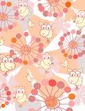 Baby pattern stock illustration