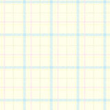 Baby Pattern Background. Illustration of a plaid or tartan babys blanket in soft pastel colors Royalty Free Stock Photo