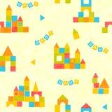 Baby pattern Stock Photo