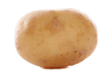 Baby pearl potatoe Royalty Free Stock Images