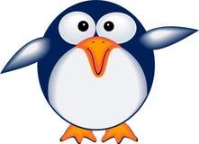 Baby penguin isolated Stock Photo