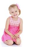 Baby photo studio. Stock Images