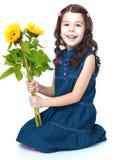 Baby photo studio. Royalty Free Stock Photography