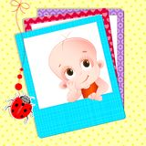 Baby Photograph Royalty Free Stock Photography