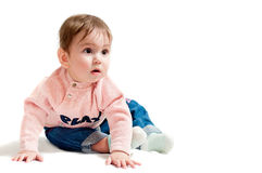 Baby photography Royalty Free Stock Photos
