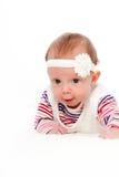 Baby Photoshoot Royalty Free Stock Photo
