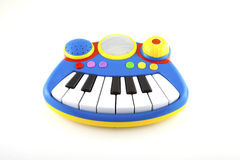 Baby piano Royalty Free Stock Images