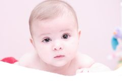 Baby pictures Royalty Free Stock Image