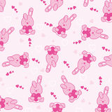 Baby pink background Royalty Free Stock Photo